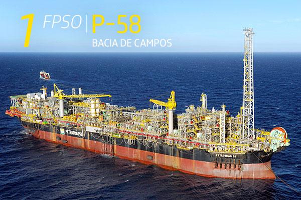 Petrobras - Fatos e Dados - Nove plataformas que vão ampliar