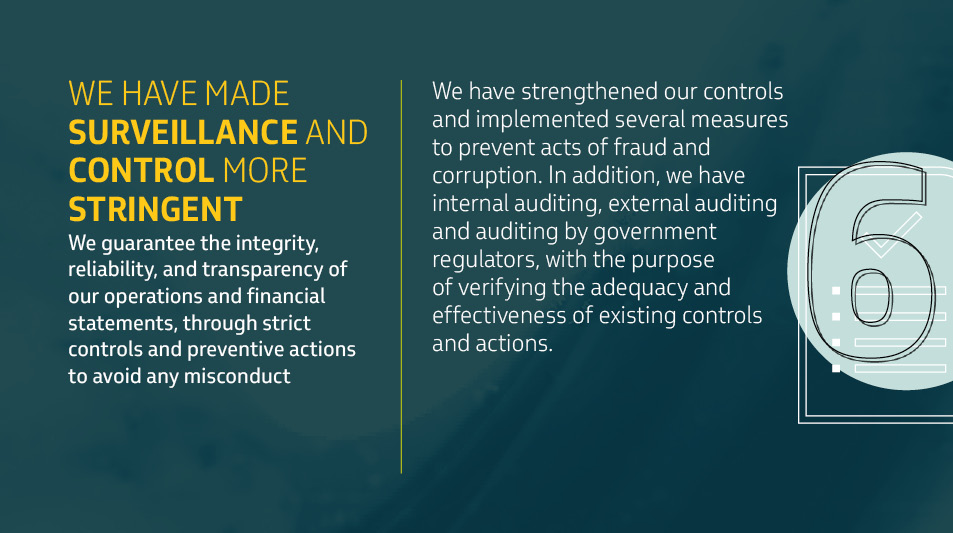 Compliance, Ethics and Transparency - Petrobras