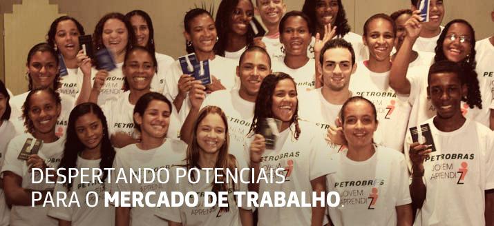 Programa Petrobras Jovem Aprendiz