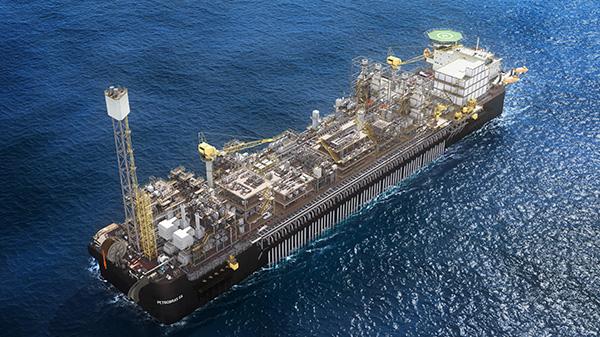 Resultado de imagem para Petrobras  petróleo e gás em Lula Sul
