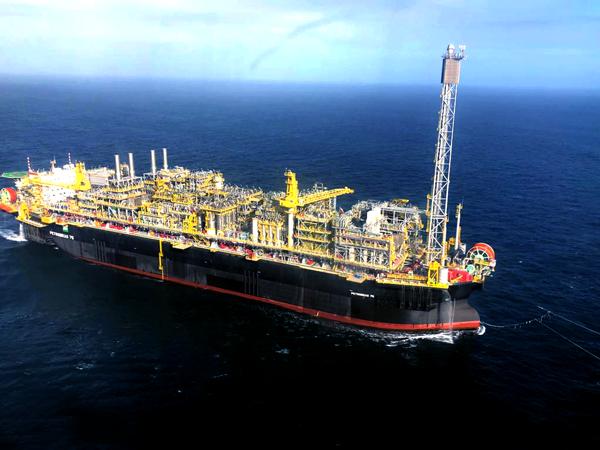 Resultado de imagem para Petrobras Búzios V