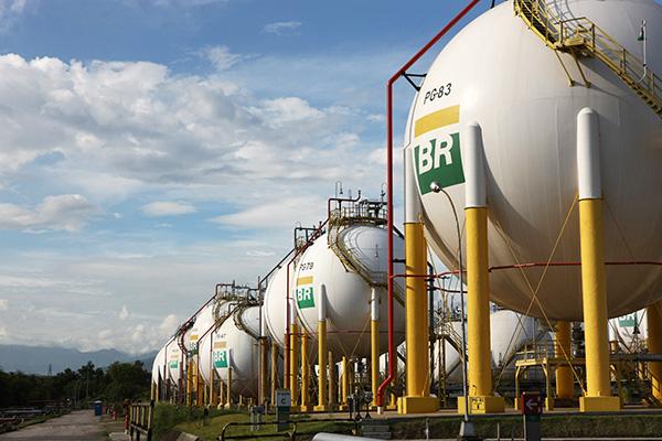 Resultado de imagem para Petrobras  botijao cozinha