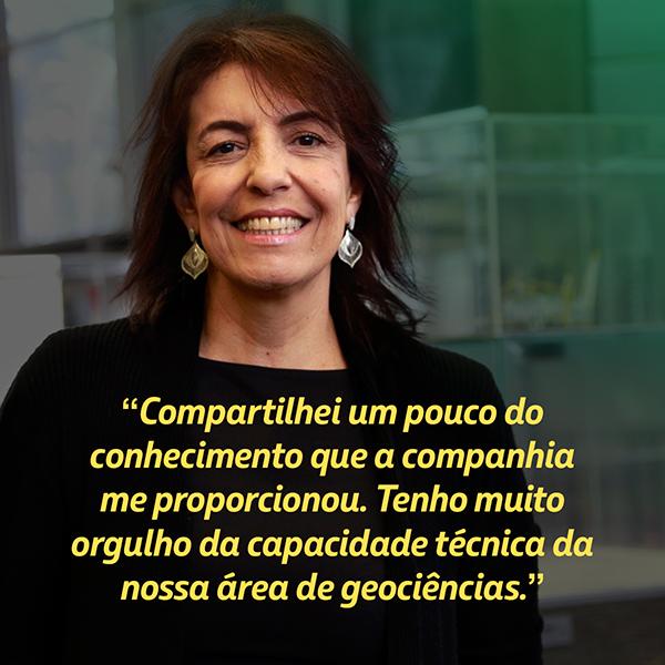 e50aefc9554 Petrobras - Fatos e Dados - Geóloga Sylvia Anjos