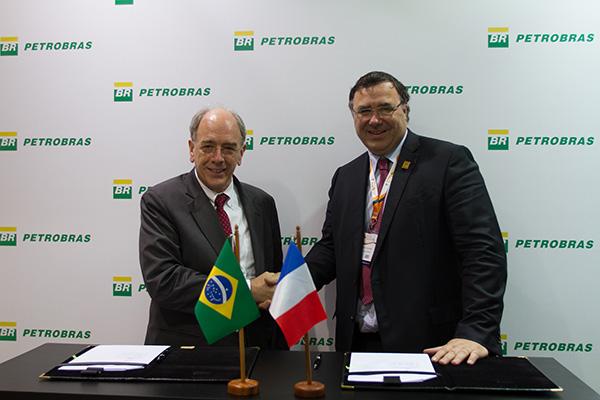 Resultado de imagem para Petrobras e Total
